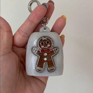Gingerbread BBW Hand Sanitizer Holder